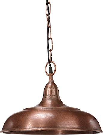 Bilde av PR Home Philadelphia Taklampe Råkobber 35cm