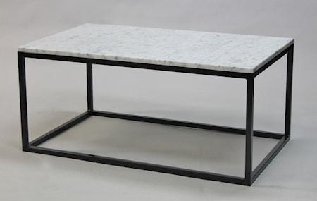 Bilde av Runa Design Rektangulært marmor sofabord kube