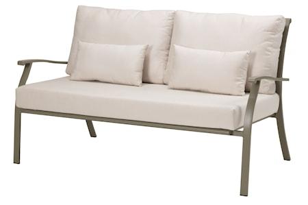 Ethimo Elisir soffa inkl. dynor