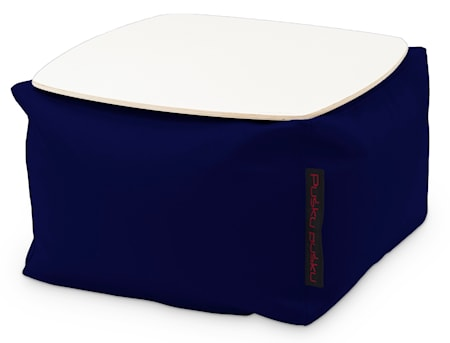 Pusku Pusku Soft table 60 outside sidobord - Dark Blue