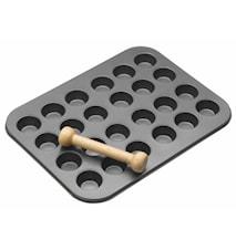 Bakform 24 Mini Tartar Non Stick 35x27 cm