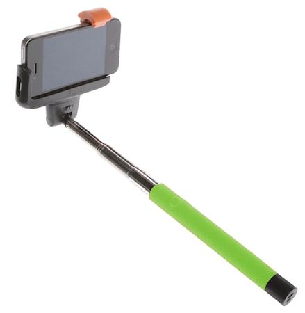 Selfie stick, lime