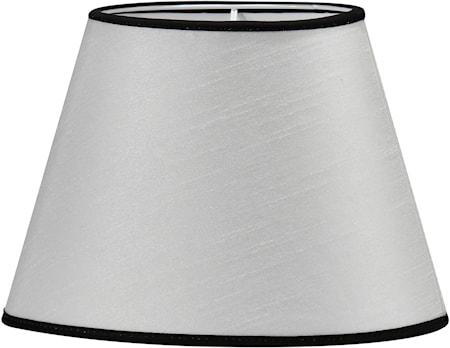 Bilde av PR Home Oval Lampeskjerm Silke Bomull 25 cm