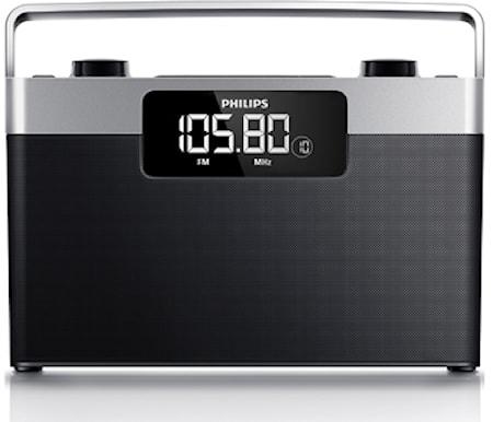 Philips Fashion Portabel radio digitaalinen AE2430