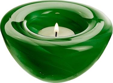 Atoll Ljuslykta Gräs Grön D: 115mm