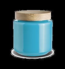 Palet Förvaringsburk, 2,0 l, blå