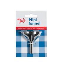 Tratt Mini, 6,5 cm, Rostfritt Stål