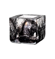 Brick Ljuslykta Svart Ø 8,5 cm