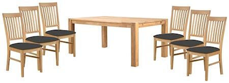 Falsterbo Royal Oak matgrupp 180 - 6 platser