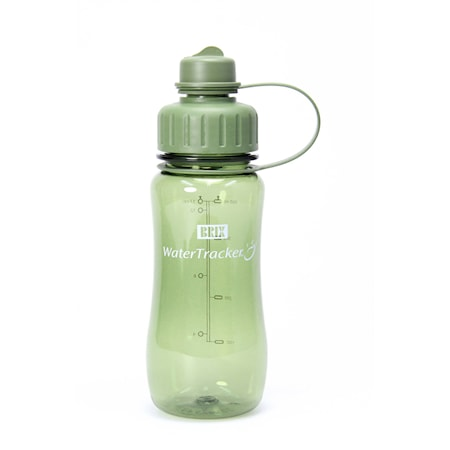 Brix Water Tracker 0,5L, army green