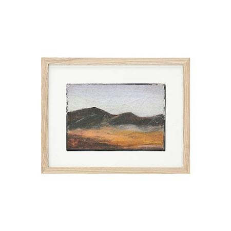 Mountains Tiny art + Ram S