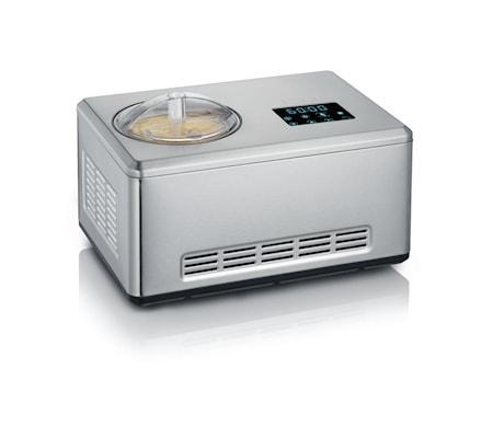 Glassmaskin med Kompressor Yoghurtfunktion 2L