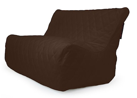 Pusku Pusku Sofa seat quilted outside sittsäck - Brown