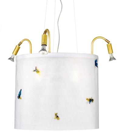 Bilde av Örsjö Cirkus taklampe med sløyfer