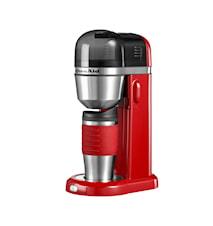 Coffee to-go kaffebryggare röd 54 cl