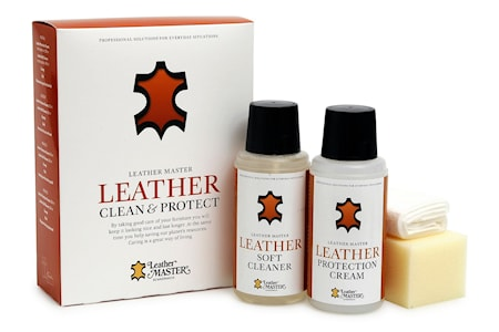 Leather Master Scandinavia Leather clean & protect maxi möbelvård