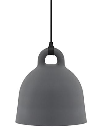 Normann Copenhagen Bell Lamppu Harmaa M