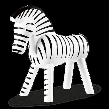 Zebra svart/vit