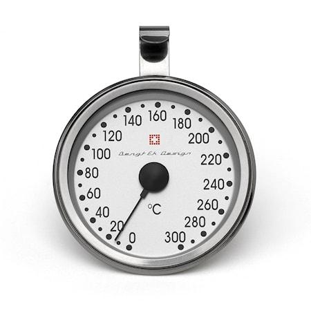 Bengt EK Design Ugn med hängare 0-300°C Rostfritt
