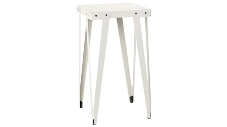 Functionals Lloyd high table barbord ? 60x60, vit