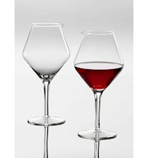 Prestige- Glaskaraff formad som ett glas