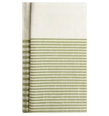 Kökshandduk Rut/Rakel 47x70, 2 pack lindblomsgrön