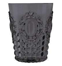 Vattenglas 25 cl Svart Akryl
