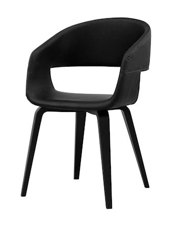 Falsterbo Nova stol ? Svarta ben