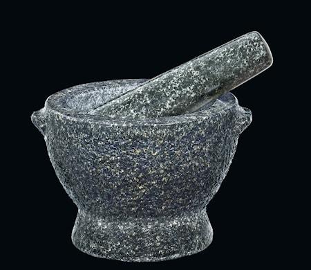 Cilio Graniittimortteli 18 cm Holiath