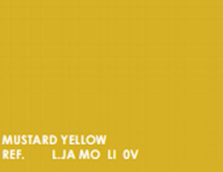 Mathy By Bols Volute skrivbord ? Mustard yellow
