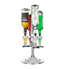 Bar Caddy 4 flaskor