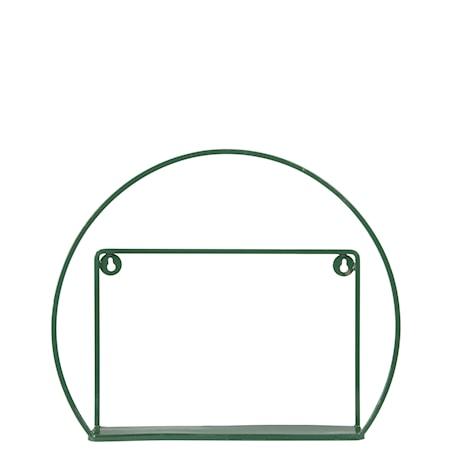 Tidningsställ Circle Grön