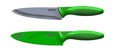 Allroundkniv med Hylsa Grön