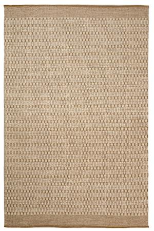Mahi Matta Ull Off White/Beige 200x300 cm