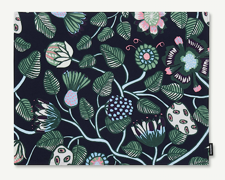 Marimekko Pieni Tiara Coated Cotton Bordstablett 31x42cm