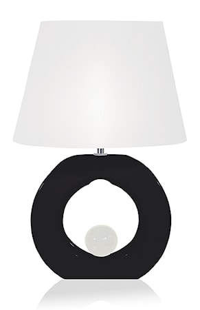 Bilde av Globen Lighting Bordlampe Circle Svart