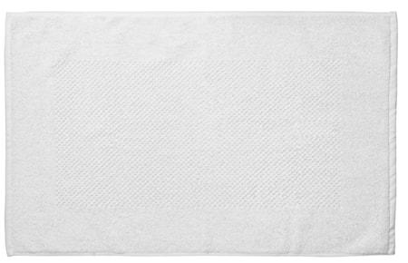 Bilde av Galzone Baderomsmatte 100% bomull Hvit 80x50 cm