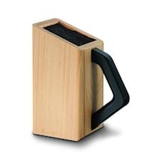 Knivblock Universal, tomt, trä