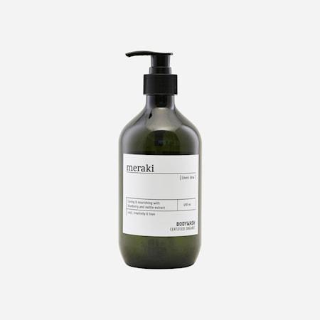 Bilde av Body wash Linen dew 490 ml