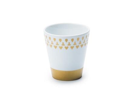 Anitha Schulman Porslin Love and thunder bottoms up kaffemugg – 2-pack