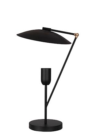 Bordslampa Undercover Svart/Borstad Mässing