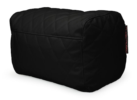 Pusku Pusku Plus quilted outside sittpuff - Black