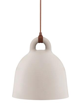 Normann Copenhagen Bell Lamppu Hiekka M