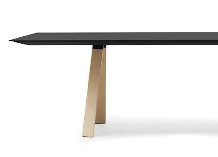 Pedrali Arki table trä ? Svart, 240x100