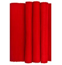 Tablett Skagen 33x48, 4-pack Röd