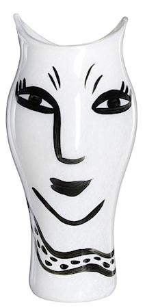 Bilde av Kosta Boda Open Minds Hvit Vase 36 cm