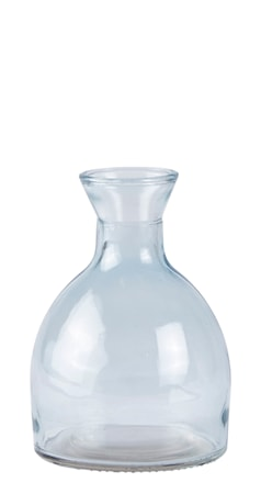 Bilde av KJ Collection Vase Glass Blå 13 cm