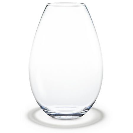 Holmegaard Cocoon lattiamaljakko, kirkas 45 cm