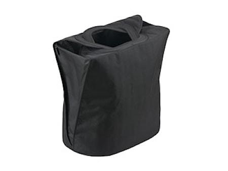 Tvättkorg Black