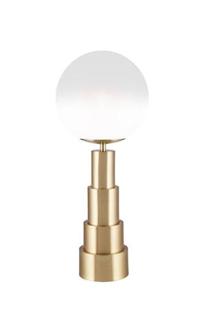 Astro Bordslampa Borstad Mässing 20 cm